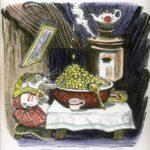 Мышь под амбаром - Лев Толстой