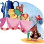 Мышь полевая и мышь городская - Алексей Толстой
