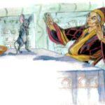 Мышонок и волшебник - Индийская сказка