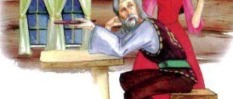 Мудрая девушка - Кабардинская сказка