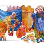 Мудрый мальчик - Еврейская сказка