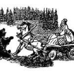 Мужик и медведь - Русская сказка