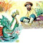 Мужик и водяной - Лев Толстой