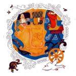 Находчивый солдат: Каша из топора - Русские былины и легенды