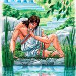 Нарцисс - Мифы Древней Греции