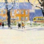 Наши дела и новости: Снеговик - Георгий Скребицкий