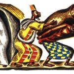 Неверная жена и ее дружки - Африканская сказка