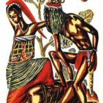 О хвастливом Бала и неверной Диуме - Африканская сказка
