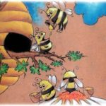 О пчелах (стих) - Эно Рауд