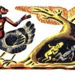О творце Ниаме и четырех его женах - Африканская сказка