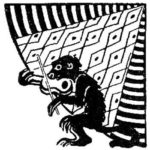 Обезьяна и агути - Бразильская сказка