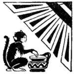 Обезьяна и алуа - Бразильская сказка