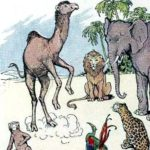 Обезьяна и верблюд - Эзоп