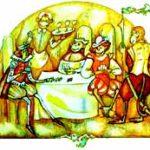 Обезьяний дворец - Итальянская сказка