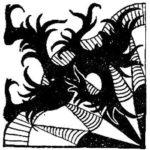 Огненное чудовище - Бразильская сказка