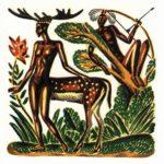 Охотник и лань - Африканская сказка