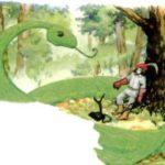 Охотник и змей - Эвенкийская сказка