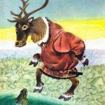 Олень и морской бычок - Чукотская сказка
