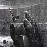 Орел и сорока - Жан де Лафонтен
