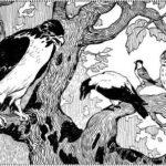 Орел и ворона - Русская сказка