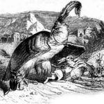 Орлица и жук - Жан де Лафонтен