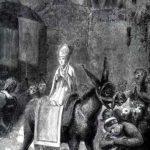 Осел со священной ношей - Жан де Лафонтен
