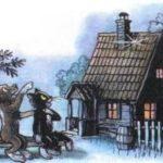 Осколок луны на черепичной крыше - Михаил Пляцковский