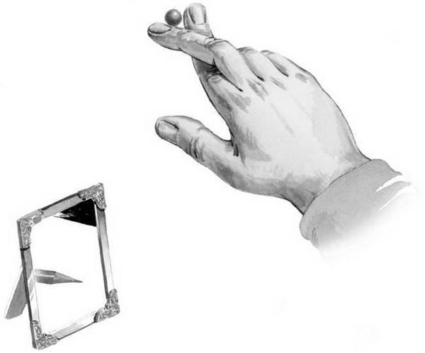 Осязание и зрение