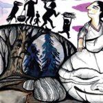 Откуда пошли сказки (индейская сенека) - Сказка народов Америки