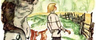Овод и козы - Карельская сказка