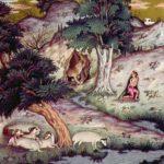Пастух и лев - Жан де Лафонтен