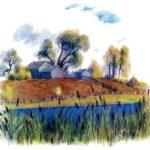 Пчелы и мухи - Константин Ушинский