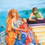 Персей-1: Рождение героя - Мифы Древней Греции
