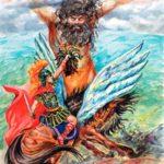 Персей-3: Персей у Атланта - Мифы Древней Греции