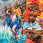 Персей-4: Персей и Андромеда - Мифы Древней Греции