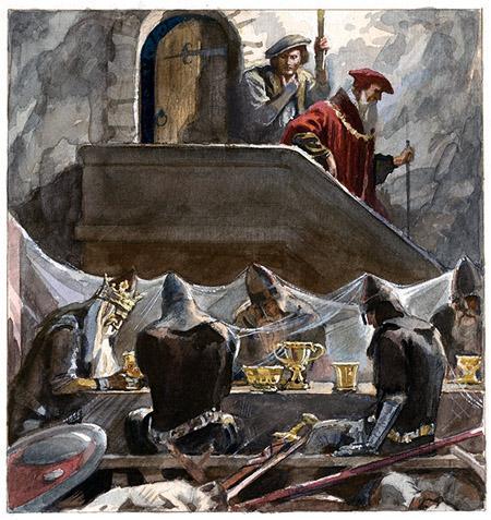 Пещера короля Артура