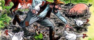 Петсон и Финдус: Переполох в огороде - Свен Нурдквист