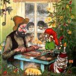 Петсон и Финдус: Рождество в домике Петсона - Свен Нурдквист