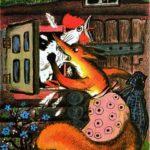 Петух и кот - Константин Ушинский