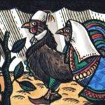 Петух и курица - Албанская сказка