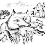 Петух и лиса - Шотландская сказка