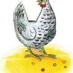 Петушок в желтых штанишках и курочка в рябеньком платьице - Кипнис И. - Зарубежные писатели
