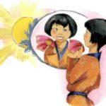 Платок нищего - Китайская сказка