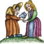 Плешивая крыса - Испанская сказка