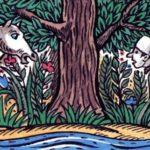 Плешивый и три красы земли - Албанская сказка