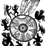 Плясовая лихорадка (индейская винту) - Сказка народов Америки