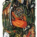 Почему обезьяны похожи на людей - Африканская сказка