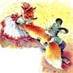 Почему у зайца короткий хвост - Башкирская сказка