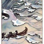 Почему вода в море соленая - Карельская сказка