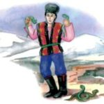 Подарок змеи - Кабардинская сказка